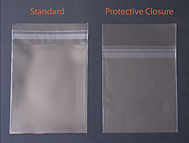 Standard and protective closure sleeves