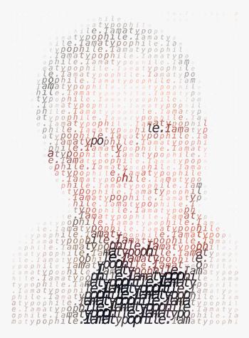 TypoPaint portrait