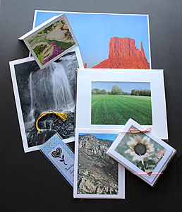 Custom Printed Greeting Cards, Prints and Bookmarks