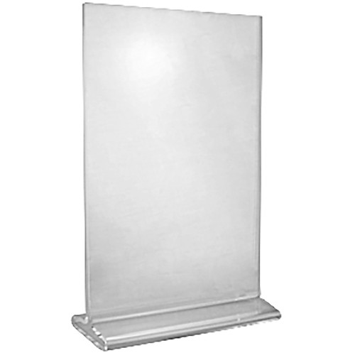 8 1 2 Quot X 11 Quot Clear Acrylic Sign Holder