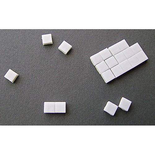 Adhesive Foam Squares 400 Pack