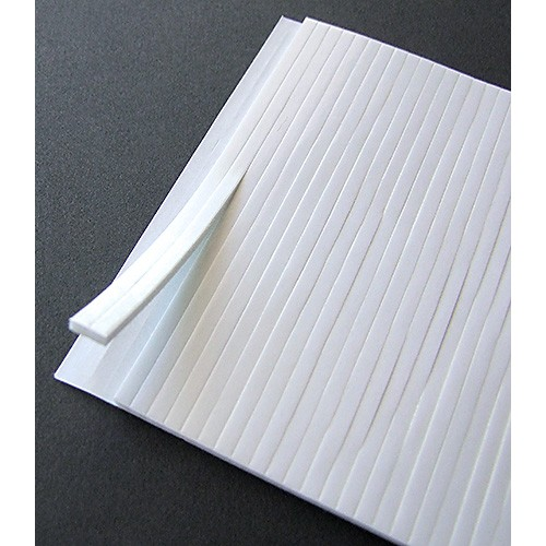 Adhesive Foam Strips Pack Of 33