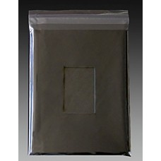 5x7 Black Mat, Back and Bag Combo - 4x6 Window