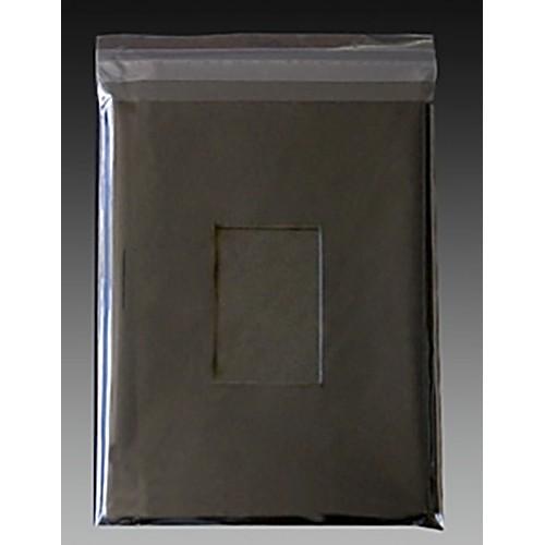 18x24 Black Mat Back And Bag Combo 16x20 Window