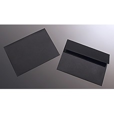 A6 Black Envelopes