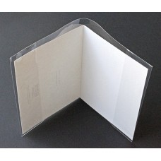 "A2-CJ Notecard Jackets 5-15/16"" x 8-7/8"""