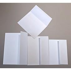 A7 Economy White Envelopes