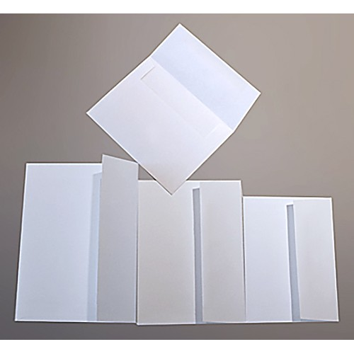 A2 Economy White Envelopes