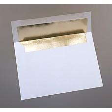 A7 Premium Gold Foil Lined Envelope