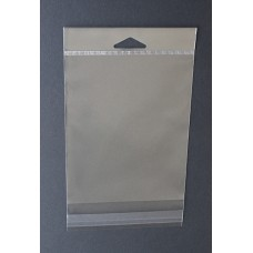 "A2-8 Hanging Notecard Bags (sleeves) 5"" x 6"""