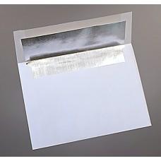 A7 Premium Silver Foil Lined Envelope