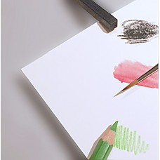 ACEO White Stonehenge Paper - 10 Pack
