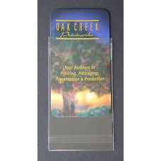 """Business Card Crystal Clear Photo Mount Bags (sleeves) 2-1/8"""" x 3-1/2"""""""
