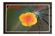Clear Plexiglass