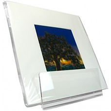 Clear Acrylic Print/Calendar Holder