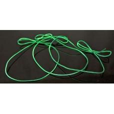 "10"" Metallic Green Stretch Loop"