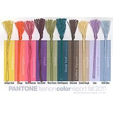 Fall 2011 Colors Bookmark Tassel Set
