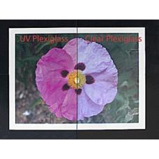9x12 UV Plexiglass