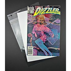 Standard Comic Archival Sleeve and Board Combo Pack