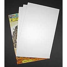 "Standard Comic Book Archival Backing Boards - 6-3/4"" x 10-9/16"""