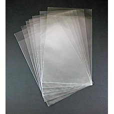 "Standard Comic Book Archival Mylar Sleeves - 7-3/8"" x 10-1/2"""