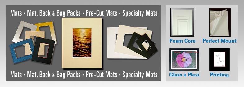 Mats, Mat, Back and Bag Combo Packs