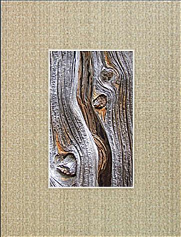 Linen Canvas Archival Mat