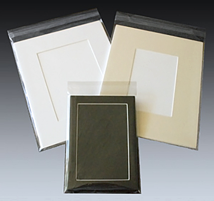 Archival Mat, Back and Bag Combo Packs