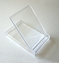 new style c95ba 95a56 Flip-Up Cases, Business Card
