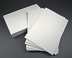 Comic Backing Boards